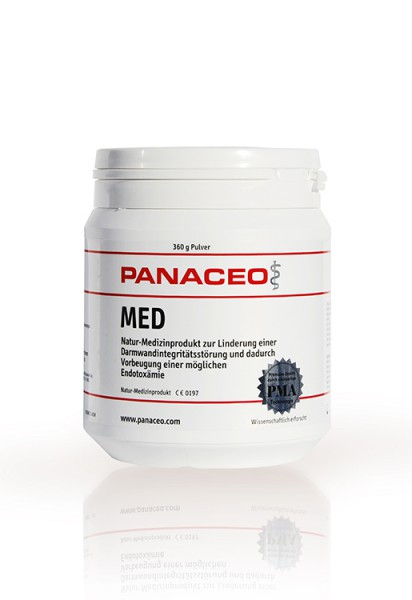 Panaceo Med Pulver 360 g